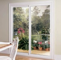 Sliding Patio Door - Traditional - charlotte - by ...