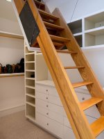 Attic Access Stairs Home Design Ideas, Pictures, Remodel ...