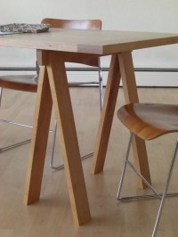 Dining Table: Dining Table Sawhorse
