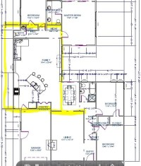 Going Crazy over Kitchen/Family Room Layout!