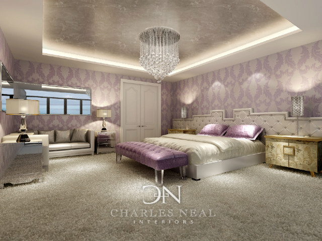 purple living rooms houzz furniture layout ideas for small atlanta interior design - contemporary bedroom ...