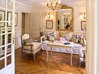 French Provincial Apartment in Paris - Contemporary ...