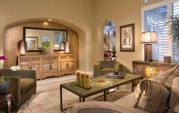 Roman Holiday - Contemporary - Living Room - san diego ...
