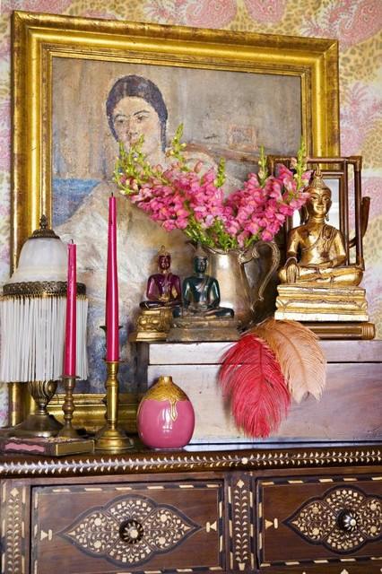 Romantic Bohemian Bedroom  Mediterranean  Bedroom  los