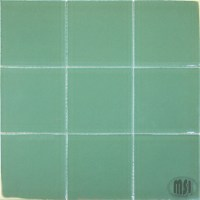 Green Glass Tile - Bathroom - other metro - by M S ...
