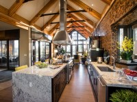HGTV Dream Home 2014 - Rustic - Kitchen - los angeles - by ...