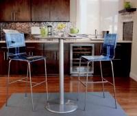 Kitchen bar table seating