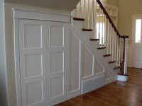 Fireplace Design, Stairwell Design - Traditional ...