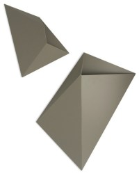 Origami Wall Pockets - Modern - Wall Decor - by Trovati Studio