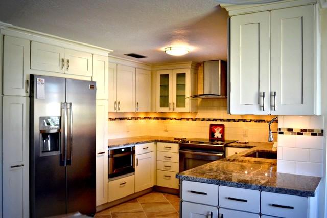 Kitchen Remodel Kraftmaid Beach Style Kitchen