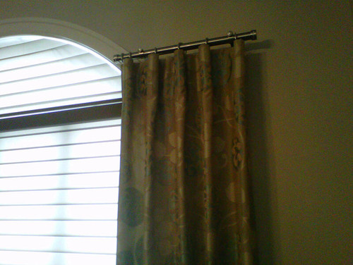 Curtain Rods With Crystal Ends