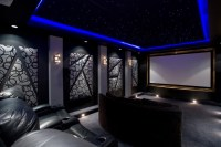 Home Theater - Contemporary - Home Theater - phoenix - by ...
