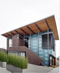 Folger Office - Modern - Exterior - san francisco - by WA ...