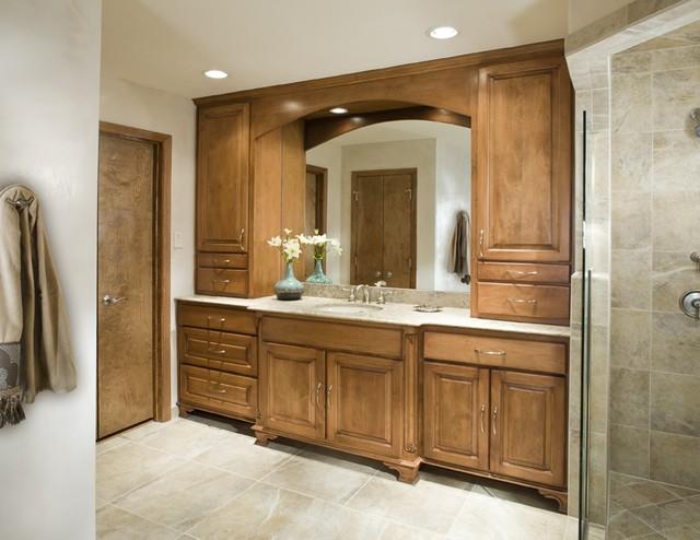 Plano Texas bathroom remodel