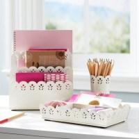 Pretty Petals Desk Accessories - Contemporary - Desk ...