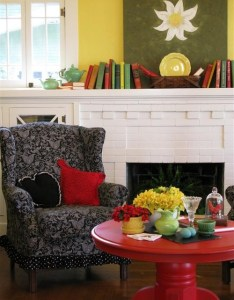 Dear daisy cottage image via houzz also colorful decorating ideas in redyellowblueblack  white rh housekaboodle