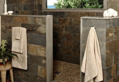 Bathroom Bathroom Design Open Shower