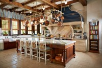 The Country Mansion - Traditional - Kitchen - tampa - by ...