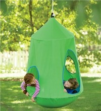 HugglePod HangOut Indoor/Outdoor Hanging Chair ...