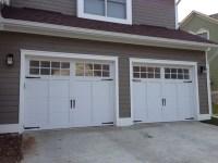 Carriage House Garage Doors - Craftsman - Garage And Shed ...
