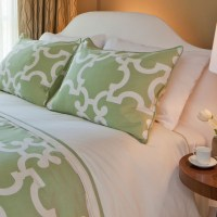 Green Leaves Bedding Egyptian Cotton Quilt Duvet Covers ...