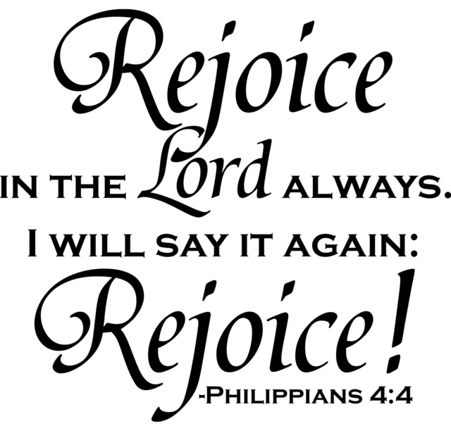 Rejoice In The Lord Quotes. QuotesGram