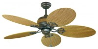 [white wicker outdoor ceiling fan] - 28 images - trinidad ...