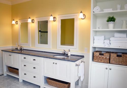 Preparing for a new bathroom haus2home for Bathroom cabinets nanaimo