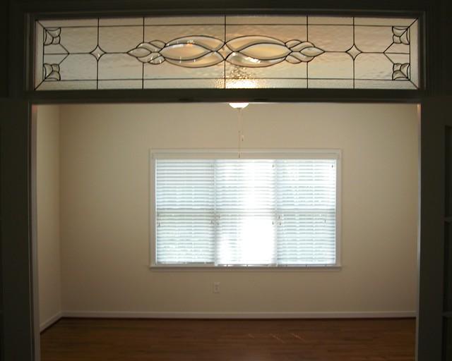 Interior Transom