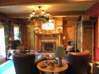 Adirondack Style Interiors - Eclectic - Living Room ...