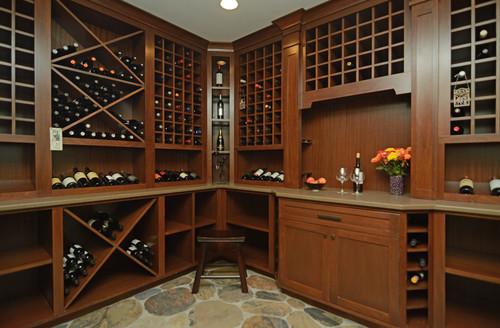 traditional wine cellar by bethesda kitchen u0026 bath remodelers case inc