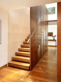 Asian Staircase Design Ideas, Pictures, Remodel and Decor