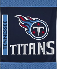 NFL Tennessee Titans Football Team Logo Wall Hanging ...