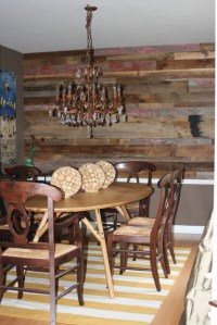 Dining Room Wall Art - Rustic - chicago - by Reclaimed ...