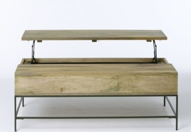 Contemporary Coffee Tables With Storage West Elm