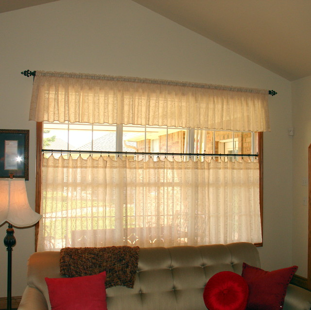 cafe curtains for living room luxury design - farmhouse oklahoma city ...