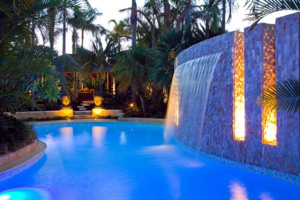 resort inspiration - tropical