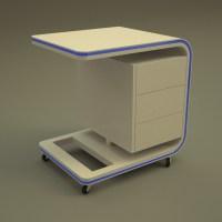 Computer Stand - Modern - Desk Accessories - other metro ...