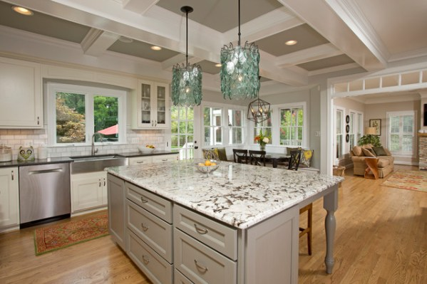 french colonial kitchen design French Colonial Kitchen - Transitional - Kitchen - dc