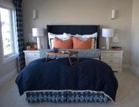 Nautical Master Bedroom