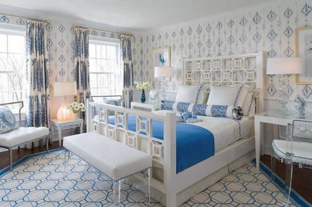 Catherine Cleare Interiors contemporary bedroom
