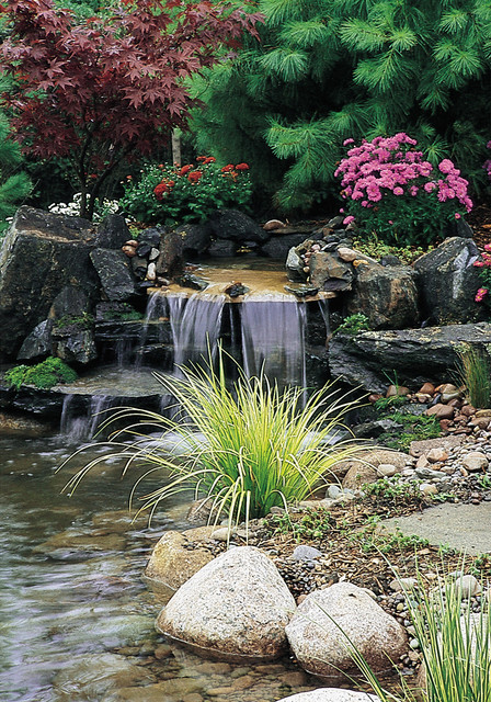 Installing Small Pond