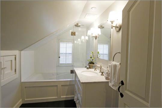 Bathroom Niche  Contemporary  Bathroom  boston