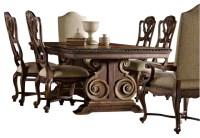 Hooker Furniture Adagio 13 Piece Rectangle Pedestal Dining ...