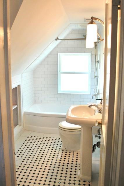 Del Ray Cape Cod Renovation  Traditional  Bathroom  Dc