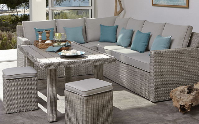 garden corner sofa with dining table hogan mocha reclining b q furniture pictures of