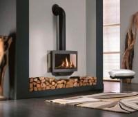 Wanders Stealth Balanced Flue Gas Fireplace Stove - Modern ...
