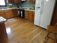 Beautiful Laminate Floor in Kitchen - Traditional ...