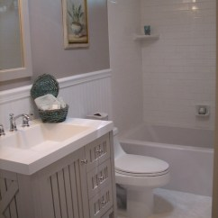 Home Depot Kitchen Remodeling Tables Sets Under 200 Gray Guest Bath - Traditional Bathroom Los Angeles ...