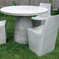 Zachary A. Design Lightweight Fiberglass Outdoor Furniture